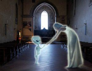 Ватикан и инопланетяне