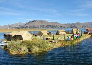 Плавающие острова, Боливия и Перу