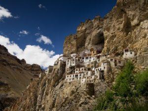 Монастырь Путгаль, Индия
